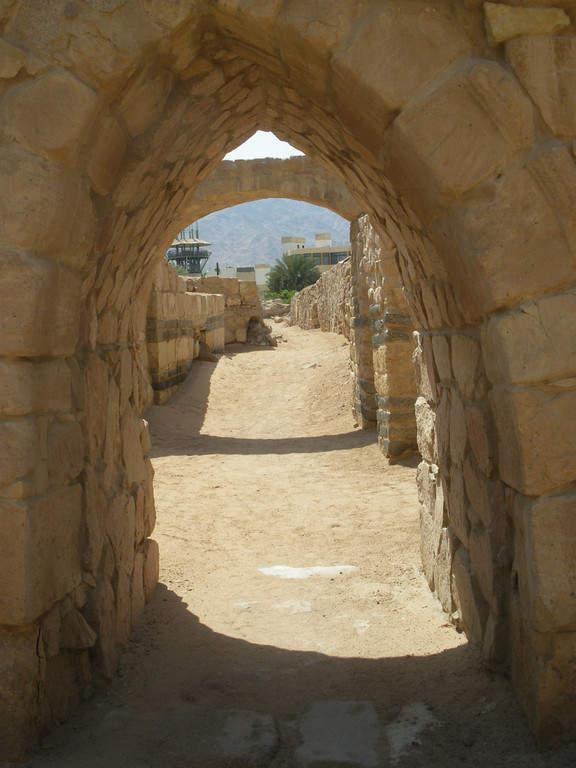 Ruinas de Ayla en Aqaba