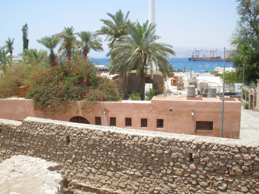 Museo arqueológico de Aqaba