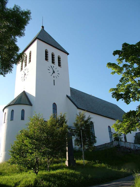 Iglesia en Svolvær