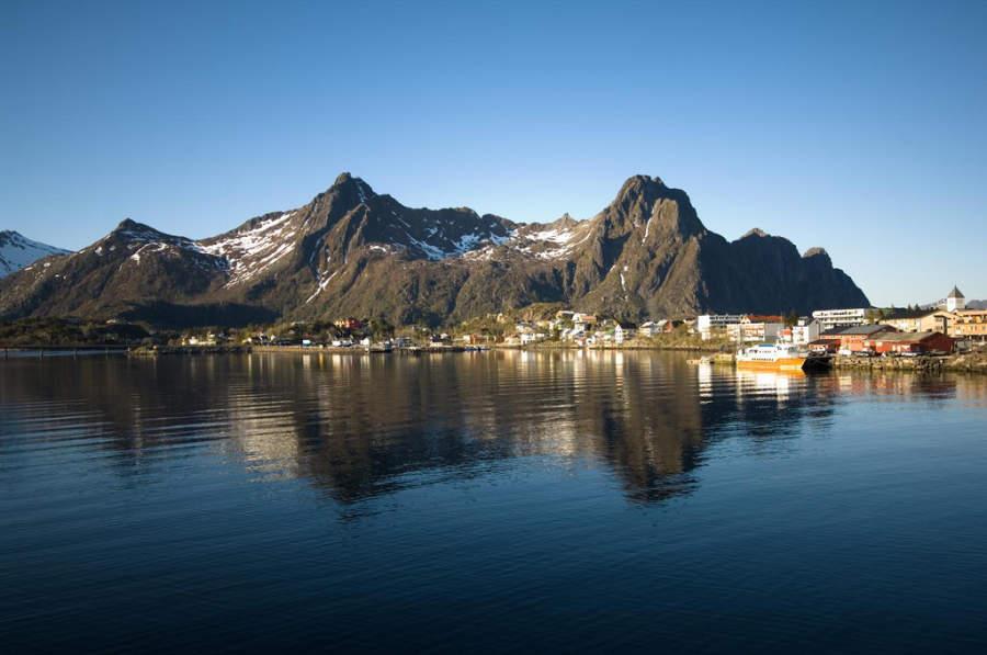 Svolvær, Nordland, Noruega