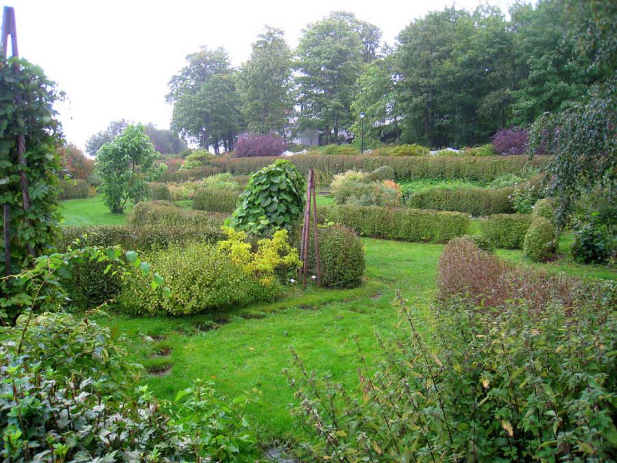 Ringve Botaniske Hage, jardín botánico de Trondheim