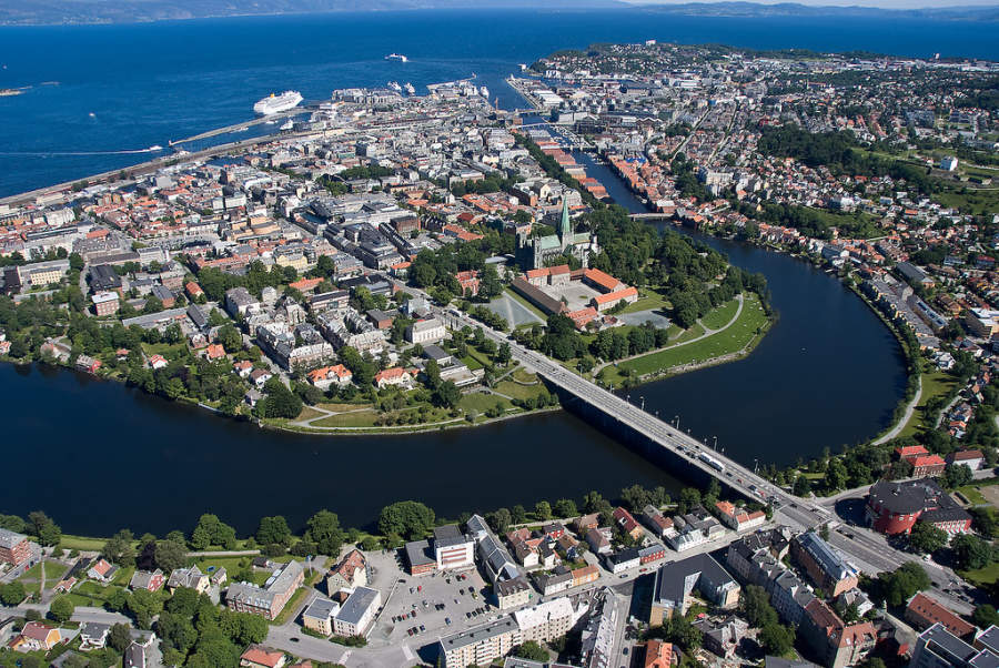 Trondheim, Sør-Trøndelag, Noruega