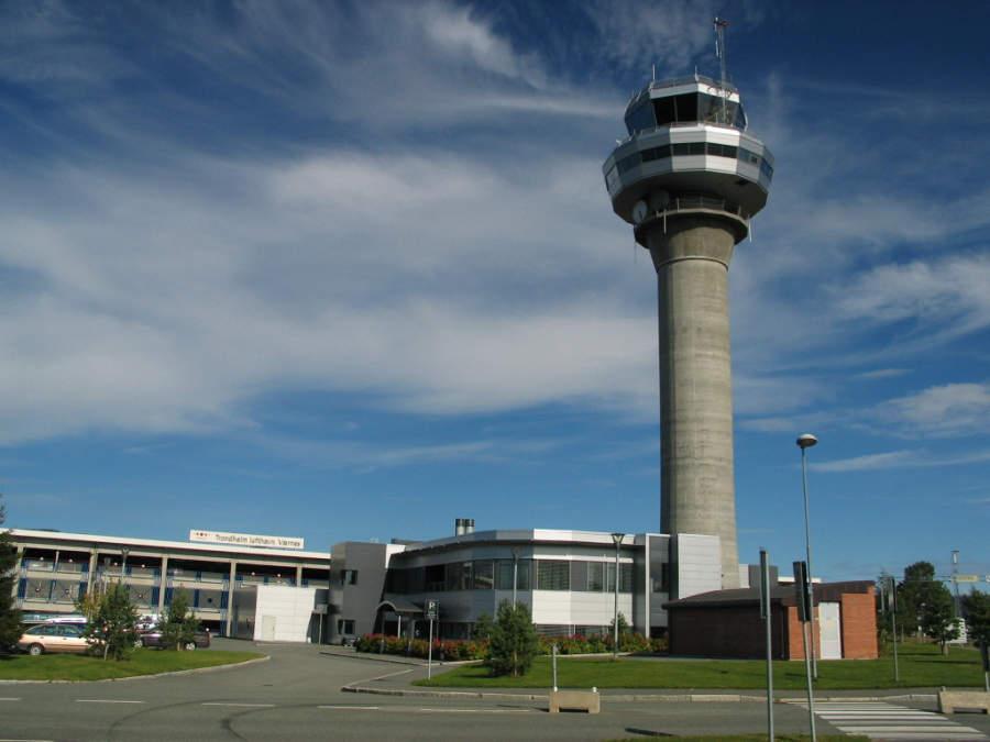 Aeropuerto de Trondheim