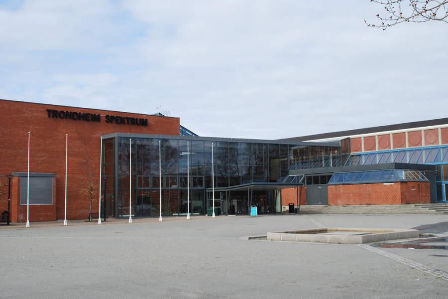 Trondheim Spektrum, centro de exposiciones y congresos