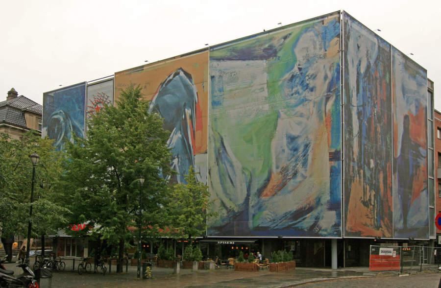 Nova kinosenter, cine en Trondheim