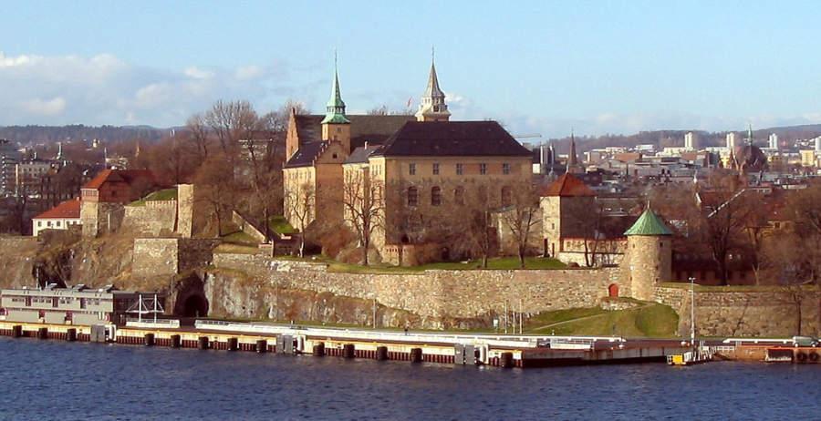 Akershus Festning, castillo en Oslo