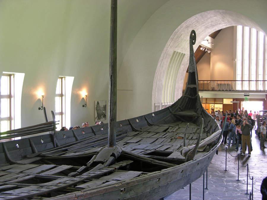 Vikingskipshuset, museo de barcos vikingos de Oslo