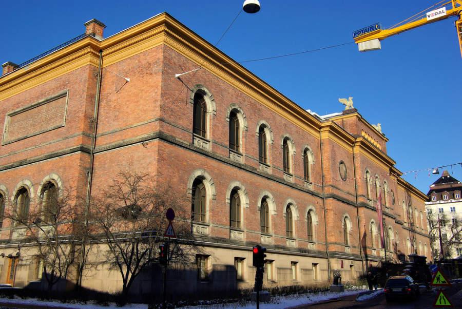 Nasjonalmuseet, galería nacional de Noruega