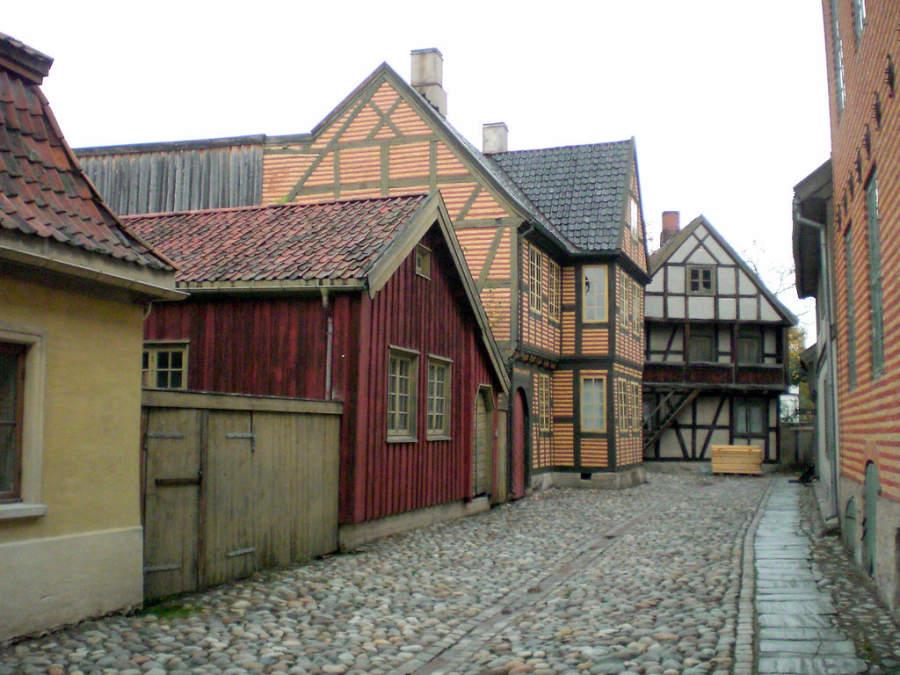 Norsk folkemuseet, museo de la cultura noruega