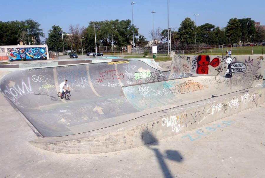Rampa de patinaje en Halifax
