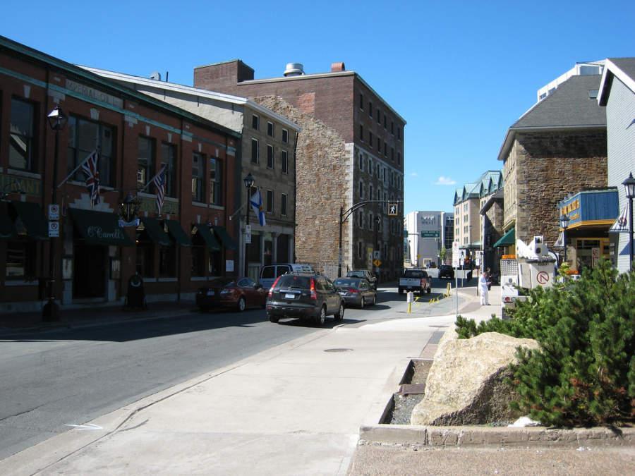Avenida de Halifax, Nueva Escocia