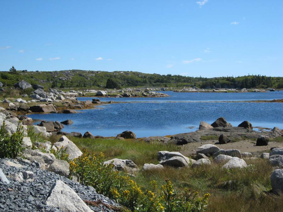 Bahía en Halifax