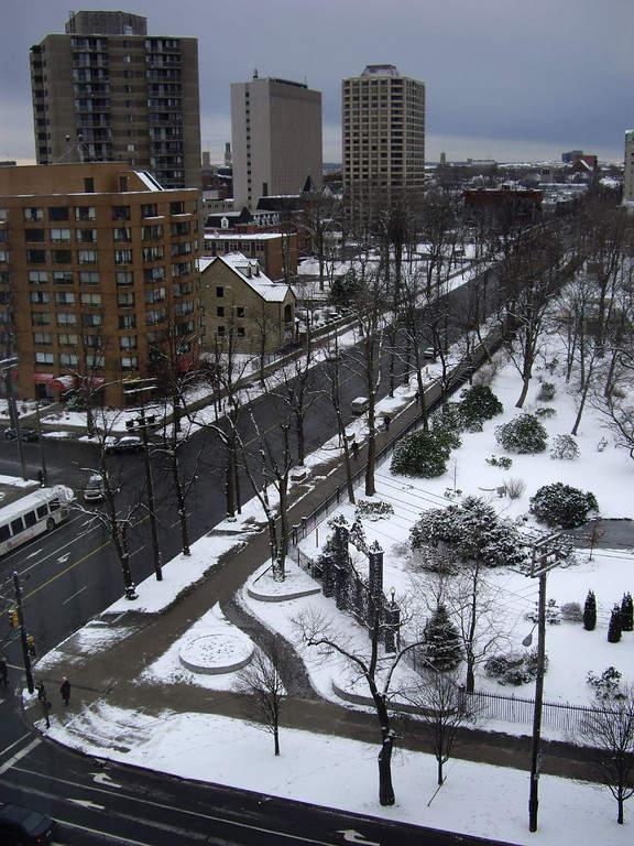 Halifax en invierno