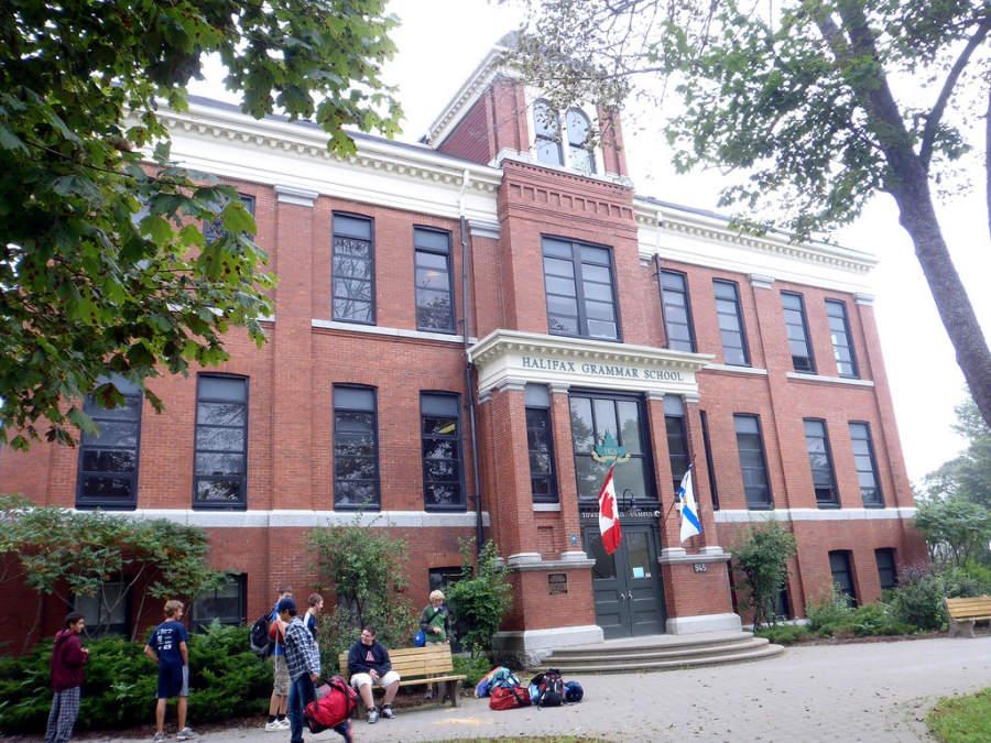 Grammar School en Halifax
