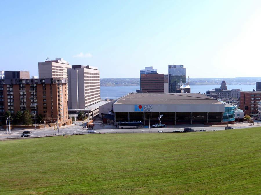 Halifax Metro Centre, estadio en Halifax
