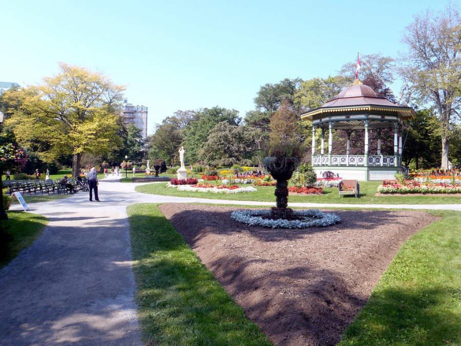 Parque en Halifax