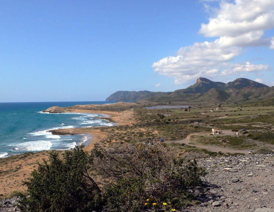 Parque Natural de Calblanque en Cartagena