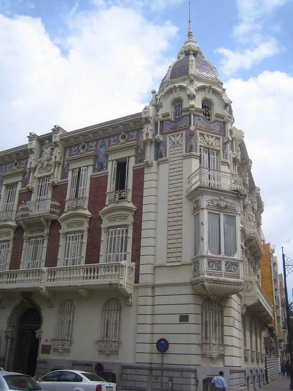 Palacio de Aguirre en Cartagena
