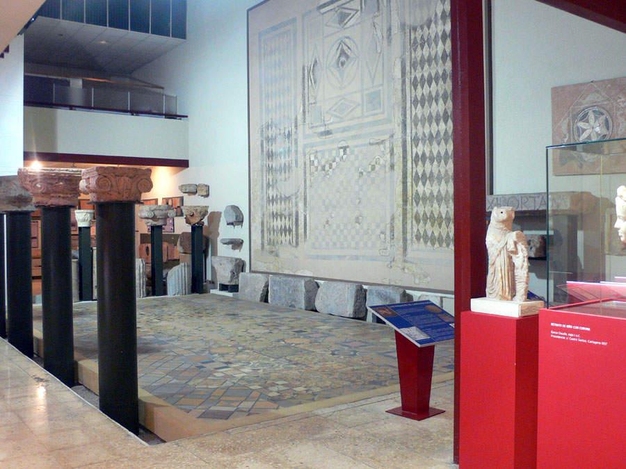 Museo Arqueológico Municipal de Cartagena Enrique Escudero de Castro