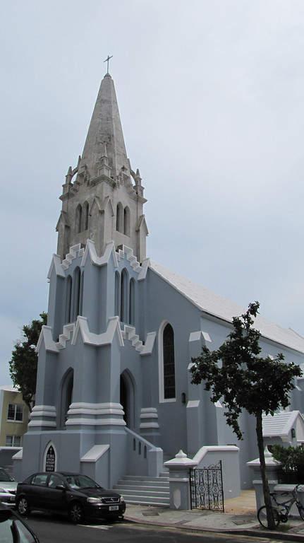 Payne Chapel AME Church, iglesia en Hamilton