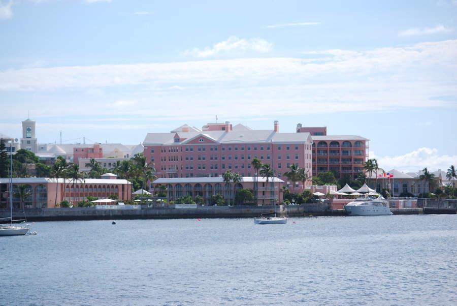 Famoso hotel en Hamilton