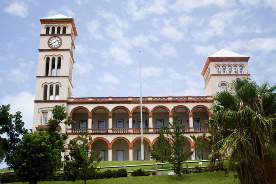 House of Assembly of Bermuda, cámara de la asamblea de las Bermudas