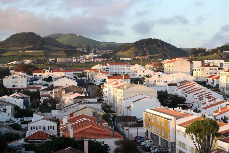 Casas en Ponta Delgada