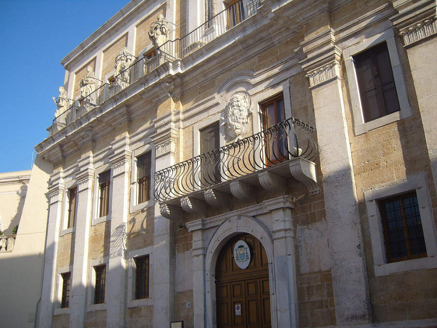 Seminario Arcivescovile di Brindisi, importante monumento en Brindisi