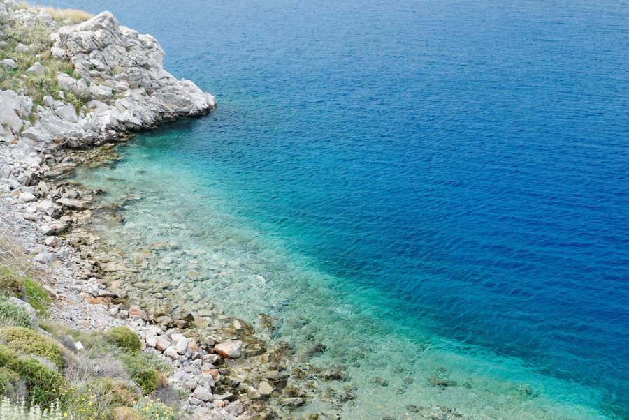La isla de Hidra se ubica en el golfo Sarónico