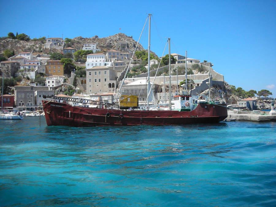 Puerto de Hidra