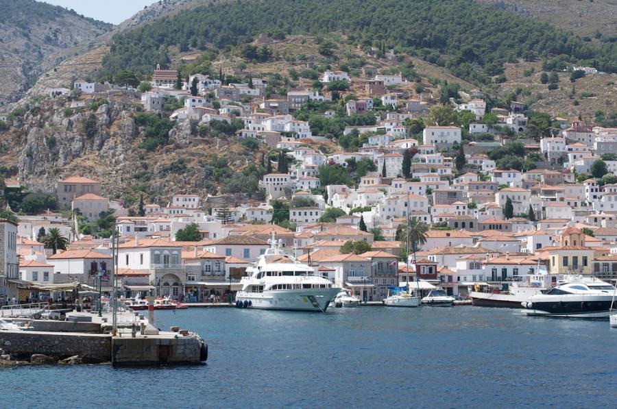 Hidra, Islas, Grecia