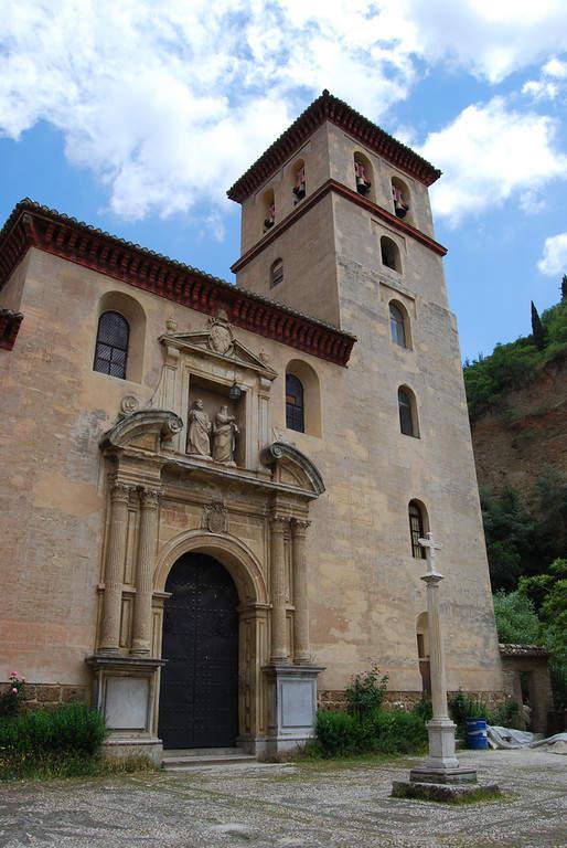 Iglesia San Pedro y San Pablo en Granada