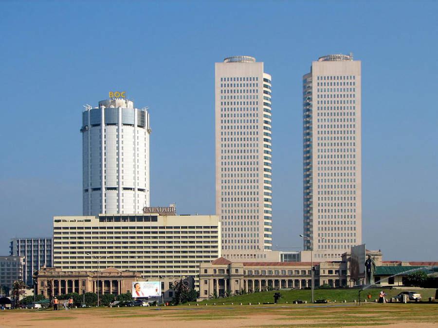 Centro Mundial de Comercio en Colombo