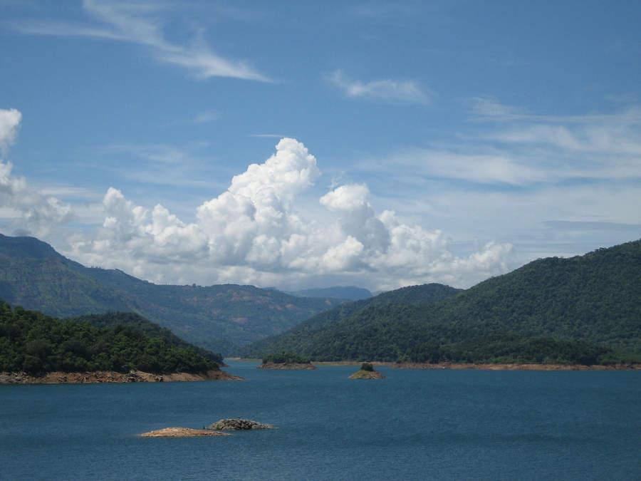 Lago en Colombo