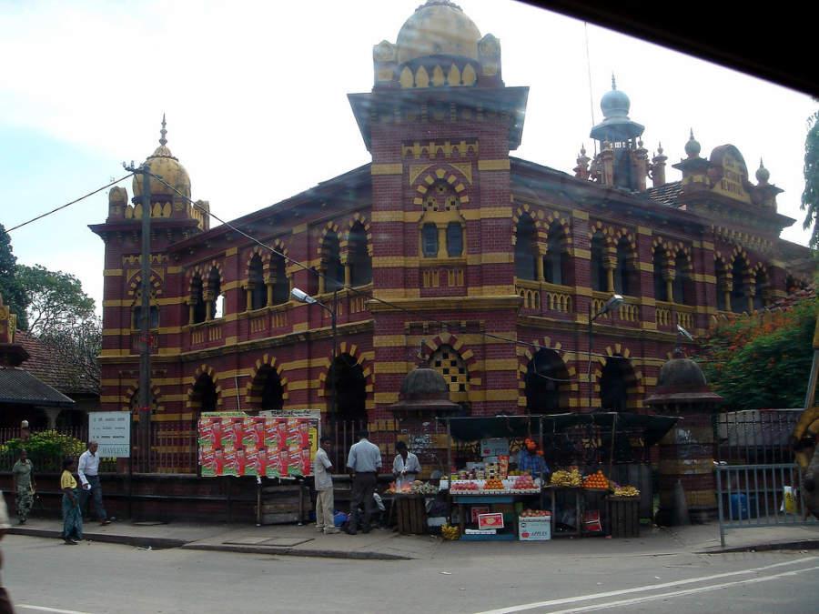 Hospital Nacional de Sri Lanka