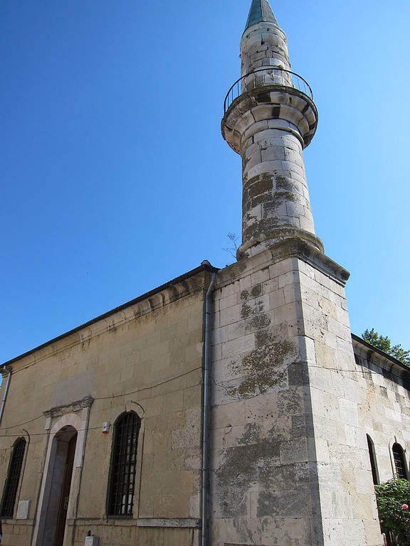Mezquita Geamia Hunchiar