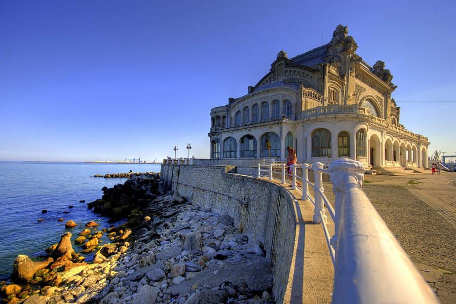 Cazinoul, casino de Constanza