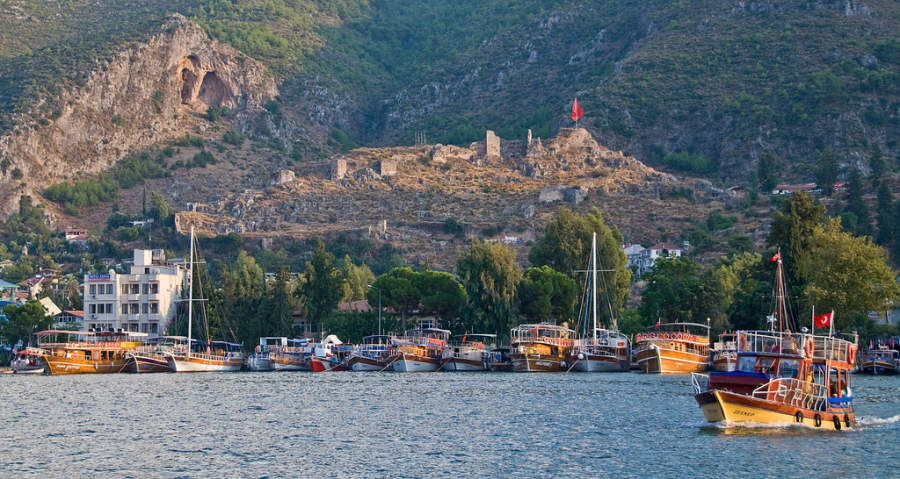 Ferry de Fethiye