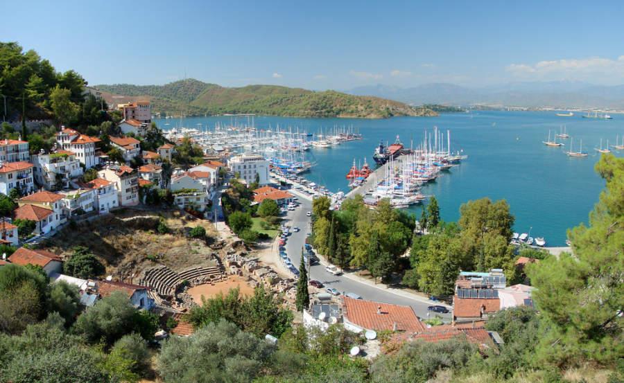 Fethiye, Mugla, Turquía