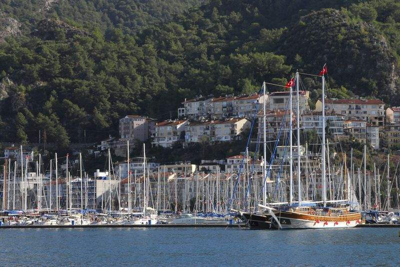 Marina de Fethiye