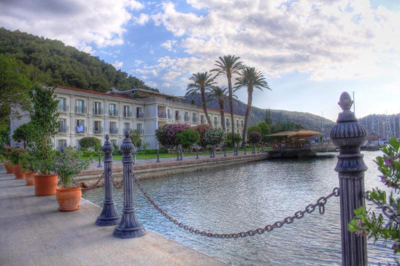 Fethiye, uno de los principales centros turísticos de Turquía