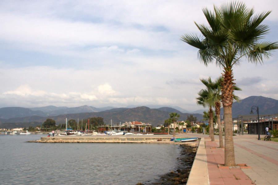 Malecón de Fethiye