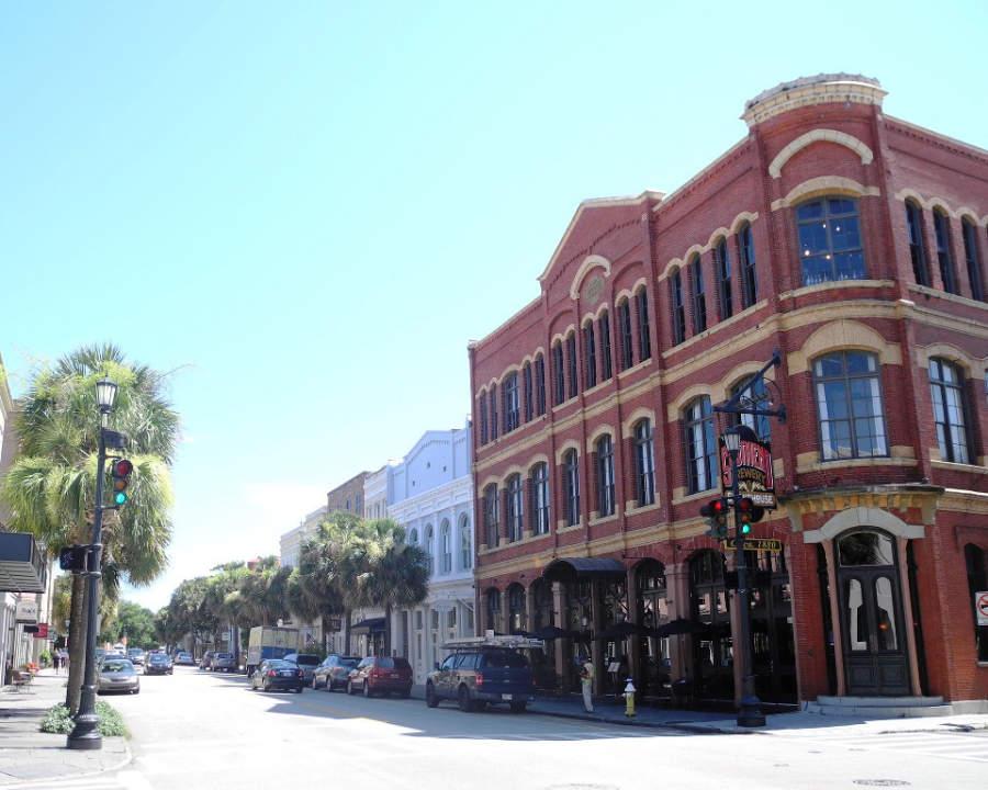 Visita la ciudad de Charleston en Carolina del Sur