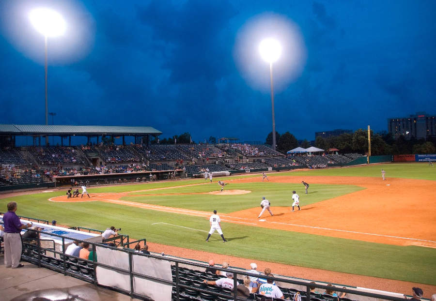 Conoce el Estadio Joseph P. Riley en Charleston