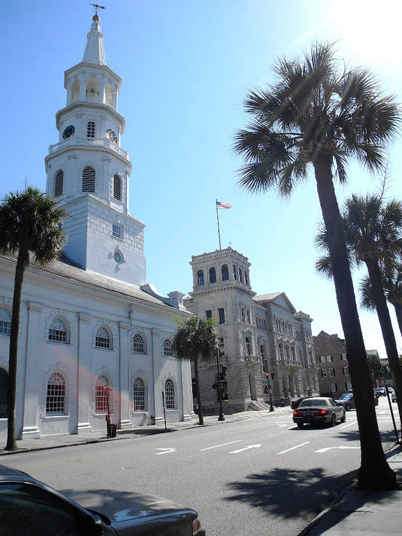 Arquitectura de la ciudad de Charleston, Carolina del Sur