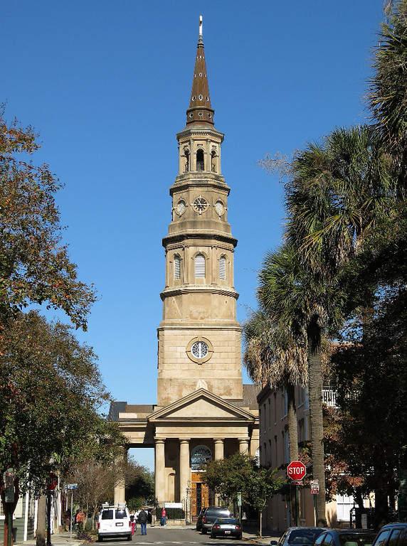 Iglesia de San Felipe, construida en 1682