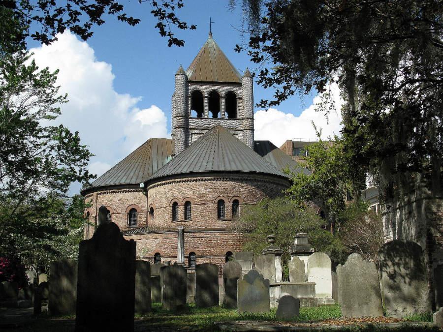 Iglesia Congregacional Circular en Charleston