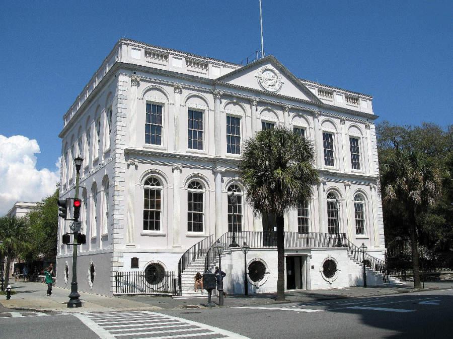 Conoce el Charleston City Hall
