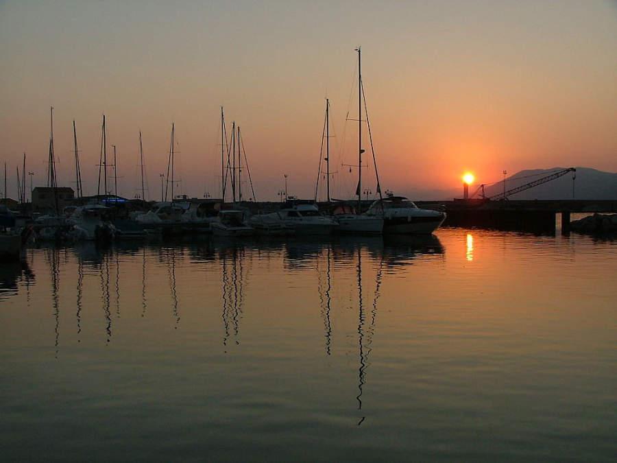 Puerto de Propriano