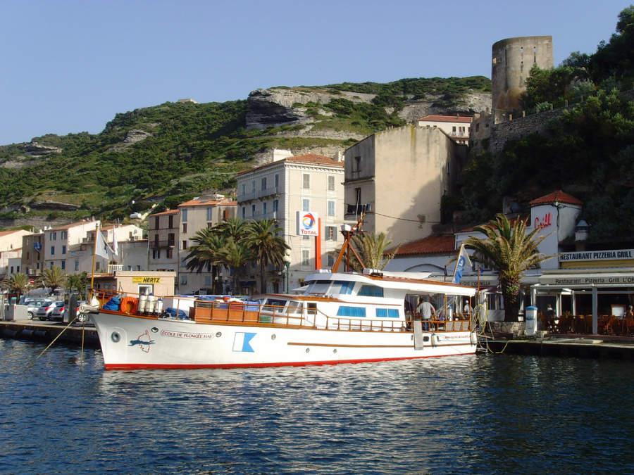 Muelle de Propriano